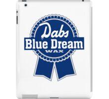 Dabs Blue Dream iPad Case/Skin