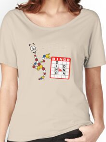 Mr. DNA! Bingo, Dino DNA! Women's Relaxed Fit T-Shirt
