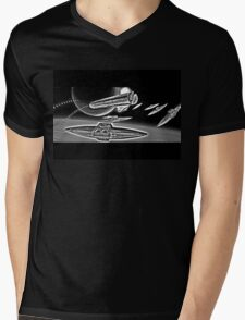 The Journey [Dune] Mens V-Neck T-Shirt