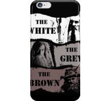 Lord of THe Wiz iPhone Case/Skin