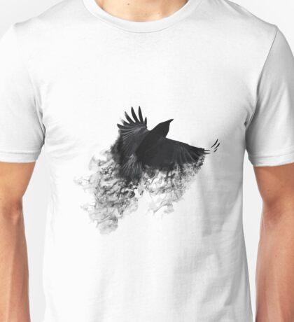 The Black Crow Unisex T-Shirt