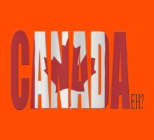 Canada eh? Kids Tee
