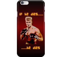 Ivan Drago iPhone 4/4S case iPhone Case/Skin