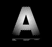 The letter A by sub88
