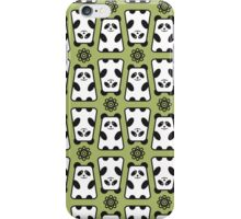 Panda. iPhone Case/Skin