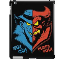 GADGET VS CLAW iPad Case/Skin