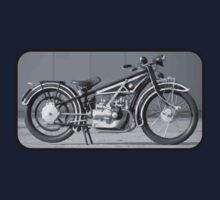 BMW R32 MOTORCYCLE One Piece - Short Sleeve