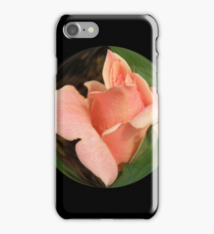 Just Apricot iPhone Case/Skin