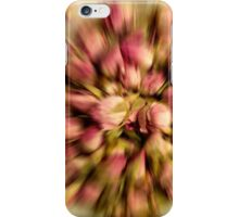 Blurry Rose Bowl iPhone Case/Skin