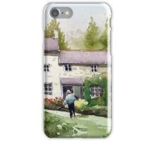 Marrington Mill, Shropshire, England iPhone Case/Skin