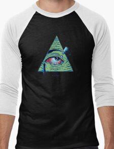 Red Eye Men's Baseball ¾ T-Shirt
