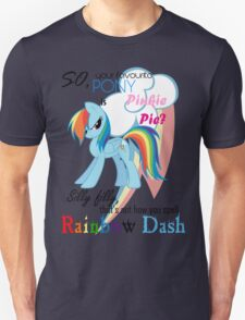 Best pony Unisex T-Shirt