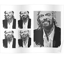 Making Richard Branson 2011 Poster