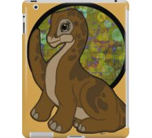 Little foot, Land before time iPad Case/Skin