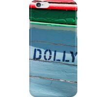 Dolly - Just an old boat iPhone Case/Skin