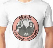 Brieul // Black Sounds & British Style Unisex T-Shirt