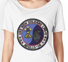 USS New Orleans (LPH-11) Recovery of Apollo 14 Women's Relaxed Fit T-Shirt