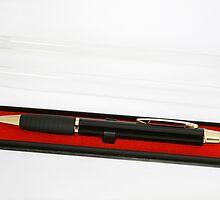 Pen in encasement by fotorobs