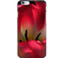Arty Tulip iPhone Case/Skin