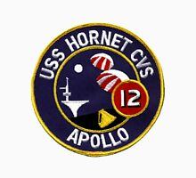 USS Hornet CVS-12, Recovery of Apollo 12 Unisex T-Shirt