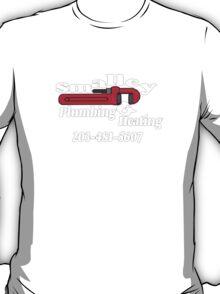 Smalley Plumbing Shirt T-Shirt