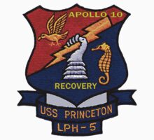 USS Princeton (LPH-5) Recovery of Apollo 10 by Spacestuffplus