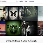 23 October 2011 by The RedBubble Homepage