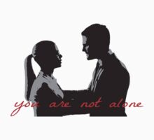 Olicity - You Are Not Alone  Kids Clothes