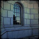 Corner Window by Robert Baker