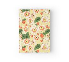 Peachy Hardcover Journal