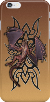 Celtic Dragon by LoneAngel