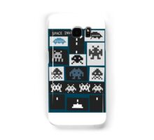 Space Invaders Saul Bass Style Samsung Galaxy Case/Skin