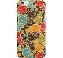 Teddy bears. iPhone Case/Skin