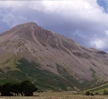 Great Gable by Paul  Green