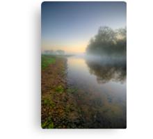 Misty Dawn 6.0 Canvas Print