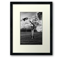Dream Sleep Framed Print