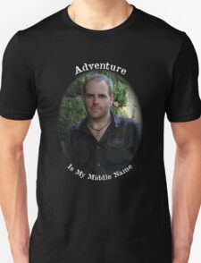Adventure Is My Middle Name T-Shirt