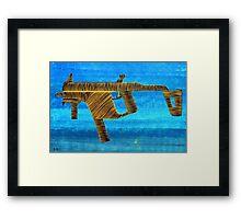 Lib 471 Framed Print