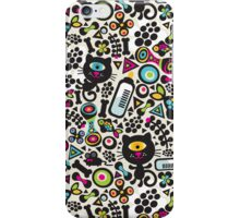 Cats. iPhone Case/Skin
