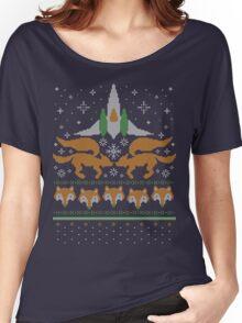 Foxy Threads Women's Relaxed Fit T-Shirt