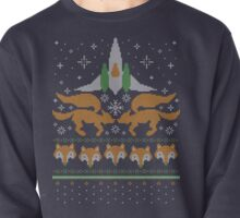 Foxy Threads Pullover