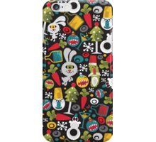 Happy winter. iPhone Case/Skin