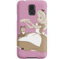 Vintage Alice and Dina Samsung Galaxy Case/Skin