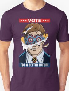 FOR A BETTER FUTURE Unisex T-Shirt