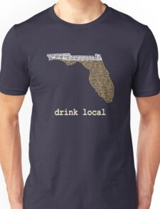Drink Local - Florida Beer Shirt Unisex T-Shirt