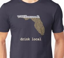 Drink Local - Florida Beer Shirt Unisex T-Shirt