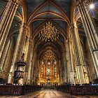 Zagreb Cathedral by Conor MacNeill
