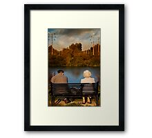 Couple Framed Print