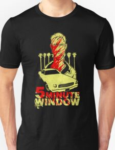 5 minute window Unisex T-Shirt