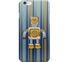 Little Gold Robot iPhone Case for Kids iPhone Case/Skin
